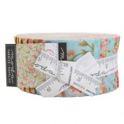 "Coco - Jelly Roll by Chez Moi for Moda Fabrics - 40 x 2.5"" Fabric Strips"